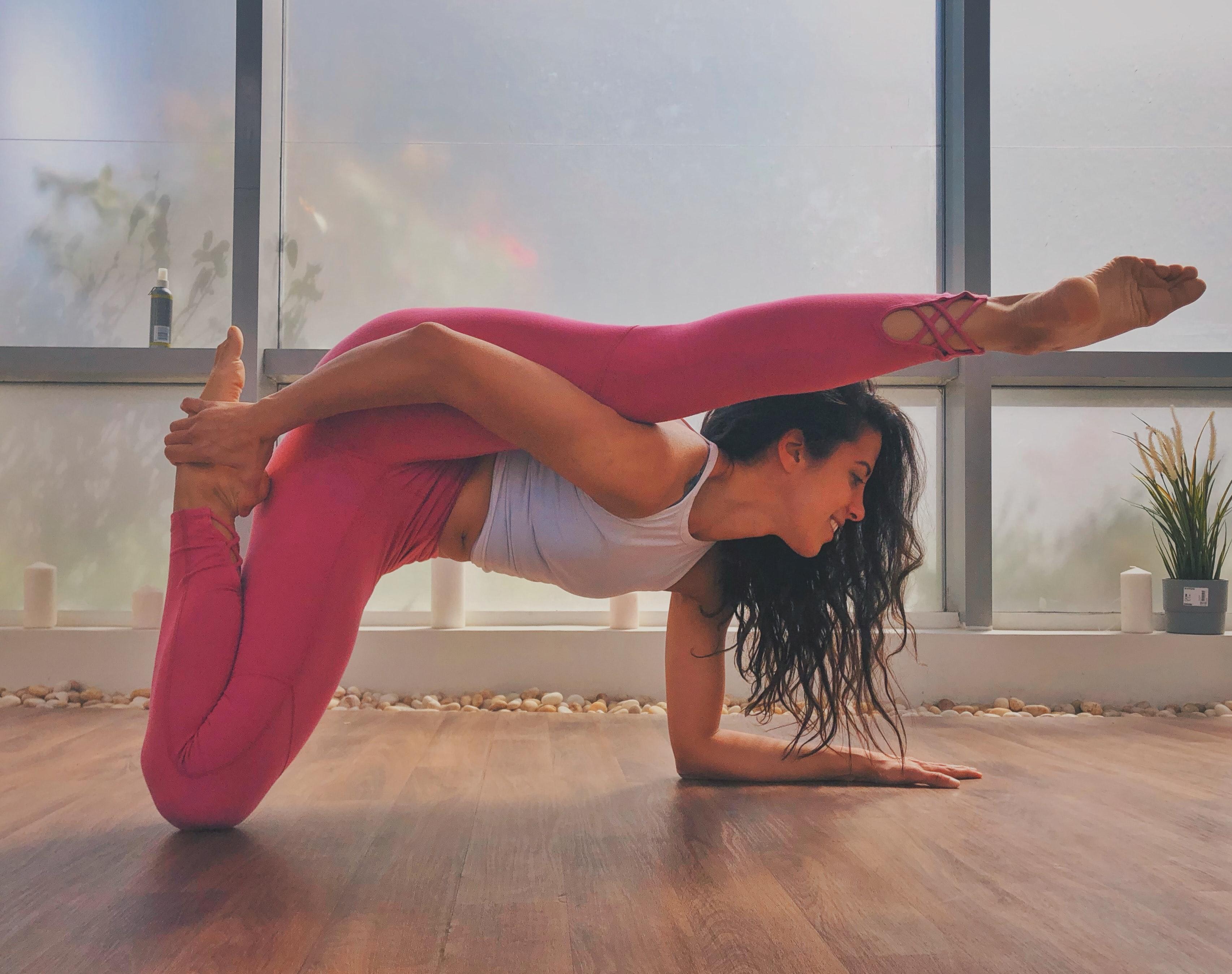 Pilates with Nicole Philp