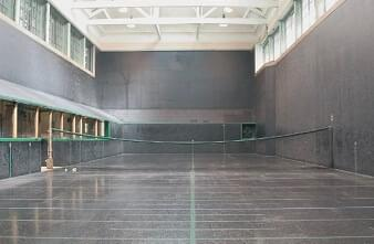 Real Tennis with Leon Langmead